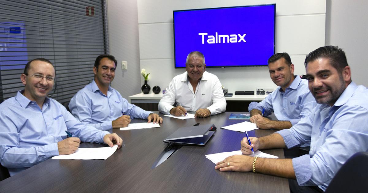 Nova Diretoria Talmax
