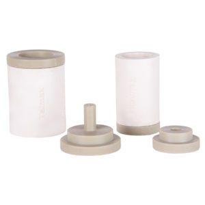 Anéis de Silicone T-Lithium para Prensagem