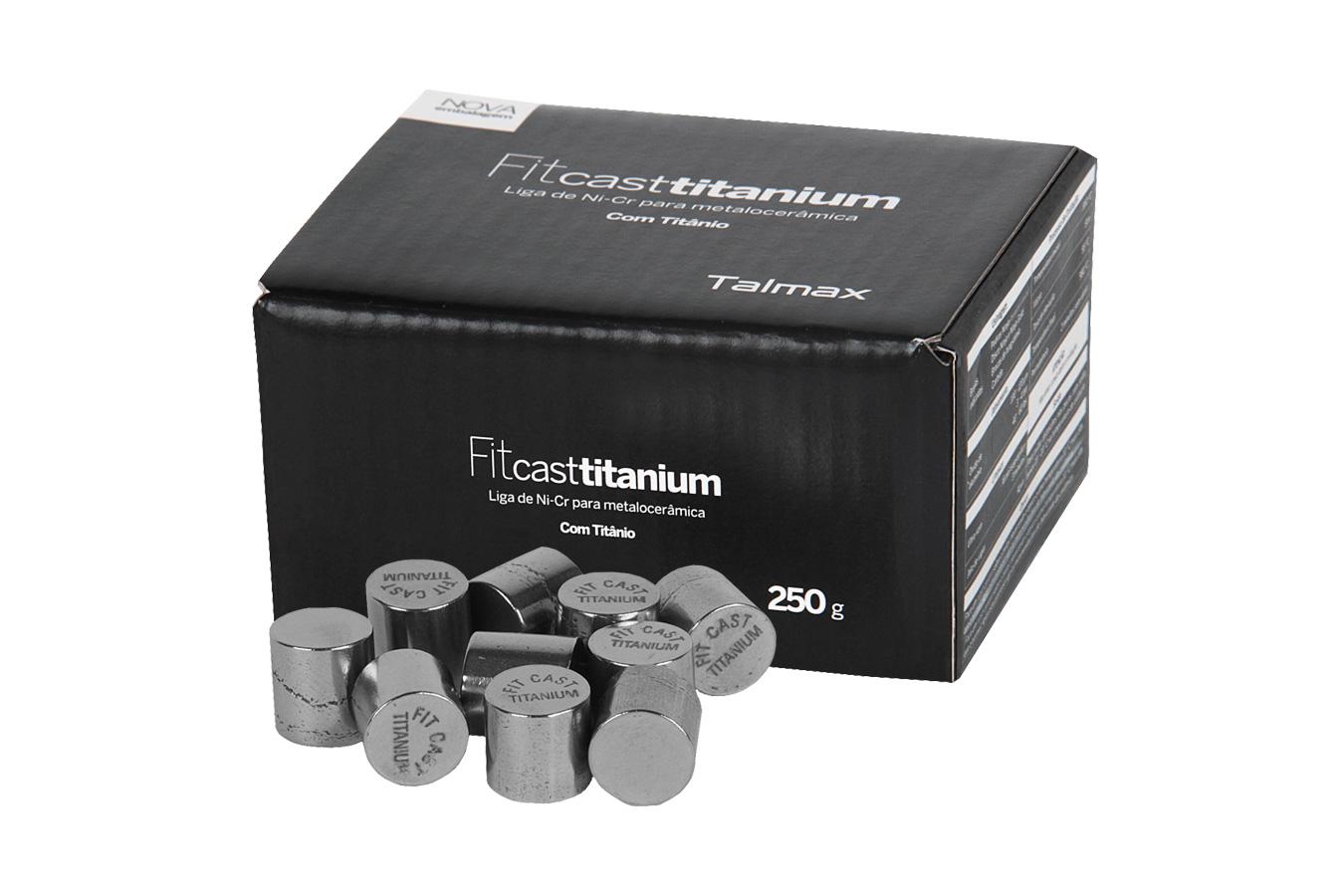 Fit Cast Titanium