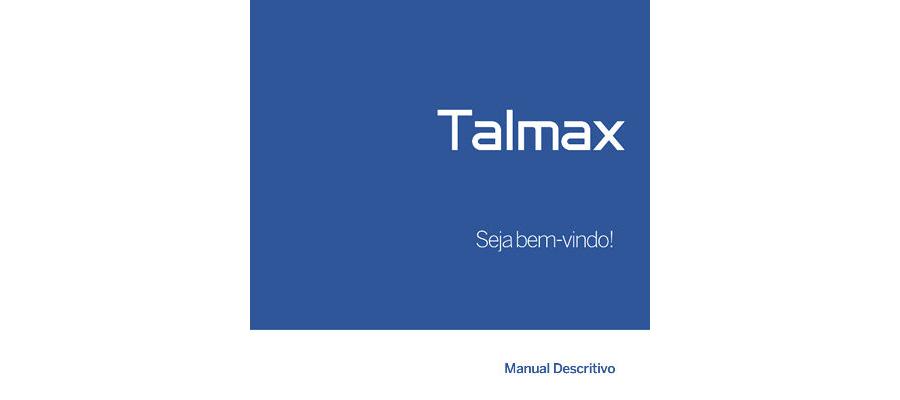 Manual Descritivo Talmax