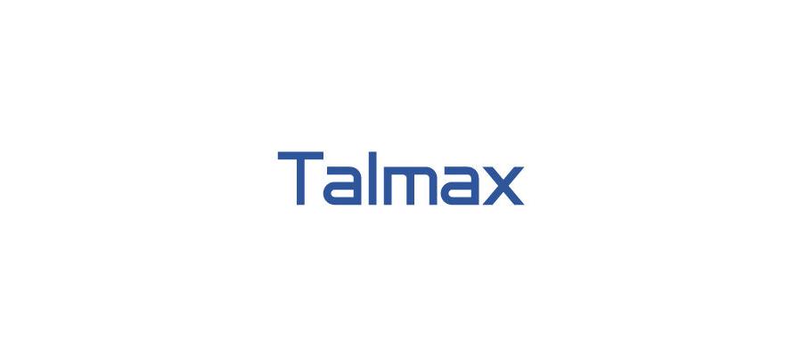 Logo Talmax (azul)